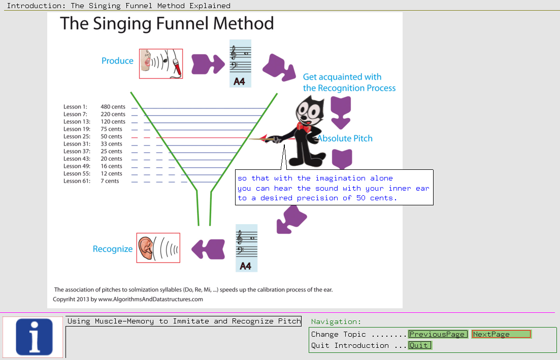 Singing Funnel Overview